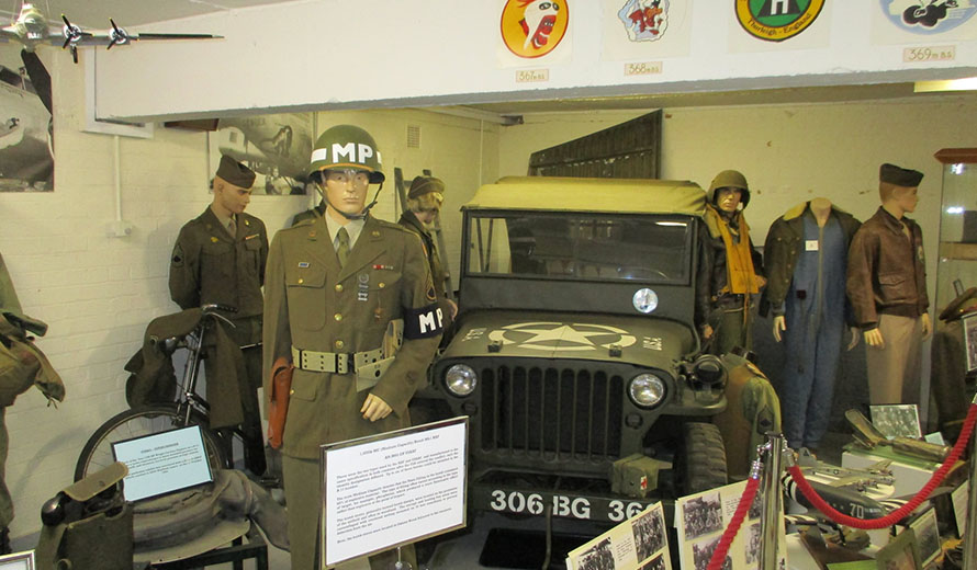 306th Bombardment Group Museum