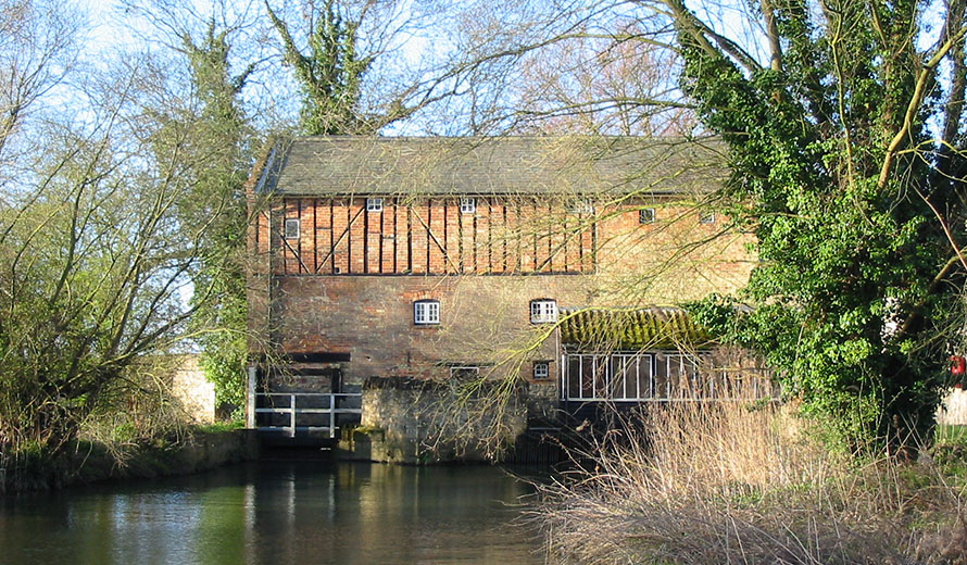 Bromham Water Mill